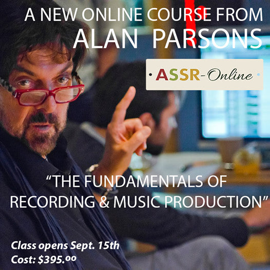 *ONLY $395* NEW ASSR COURSEAVAILABLE - OPENS SEPTEMBER 15TH