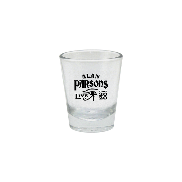 Alan Parsons Live 2020 Shot Glass