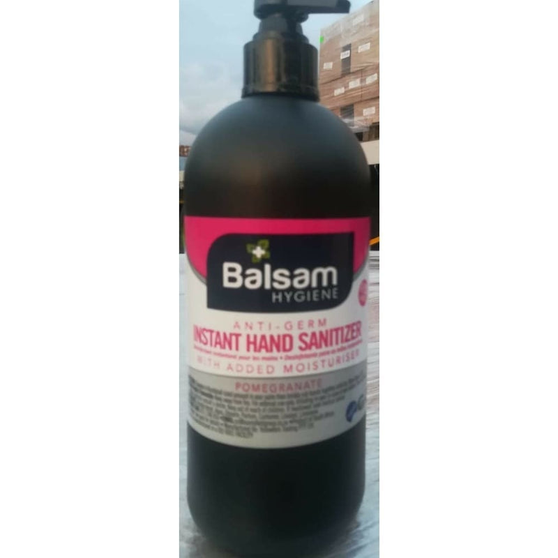 Balsam 500ml with pomegranate - Safety Mo