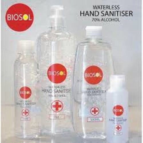 Biosol Liquid Sanitizer