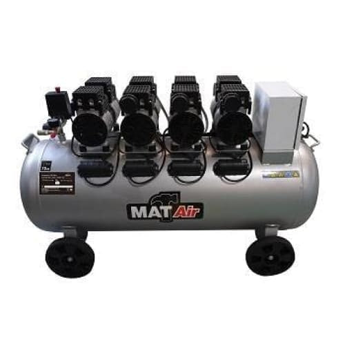 Compressor Matair 200L Oil less silent - Safety Mo