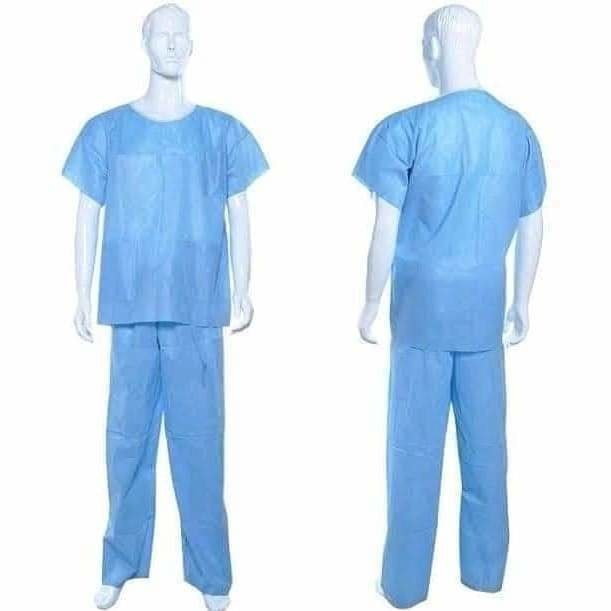Disposable Scrubs - Safety Mo