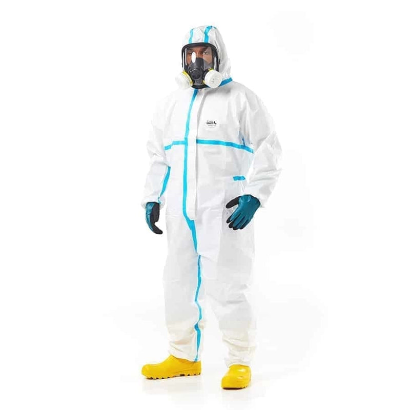 Dromex Promax 1000 Medical Disposable Coverall - Safety Mo