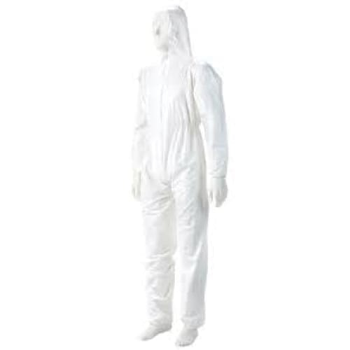 Dromex Promax Disposable coverall Type 5/6 - Safety Mo