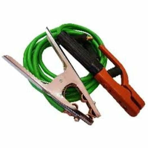 Green Welding Cable Kit 2M+2M