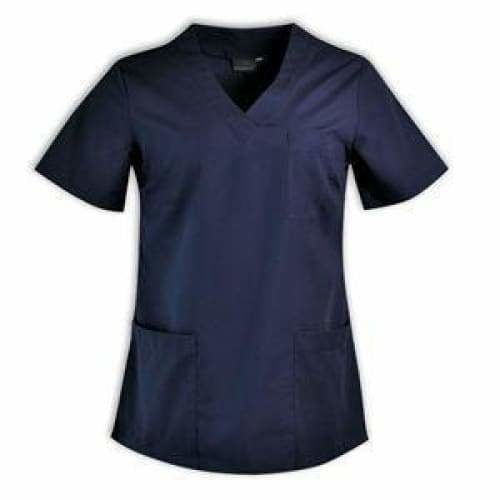 Lexie Scrub Top - Safety Mo