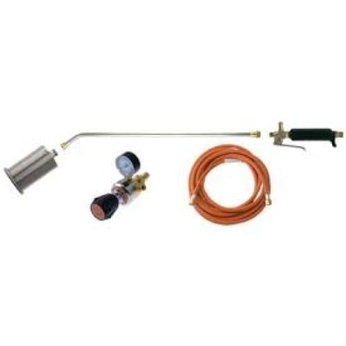 LPG Regulator Torches Neck Tubes and Burners