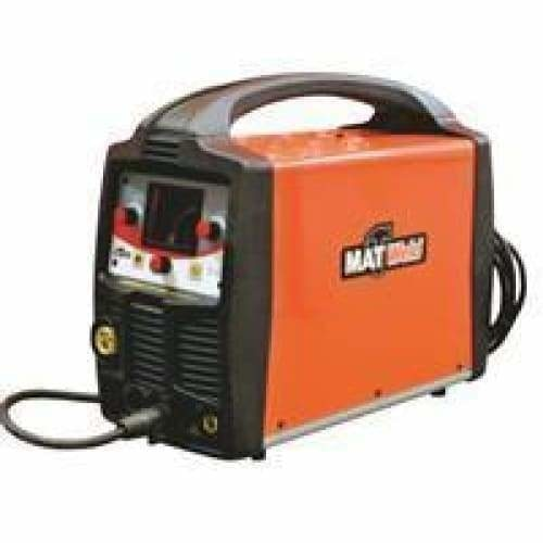 Matweld welder Inver 200A 3 in 1 Synerg - Safety Mo
