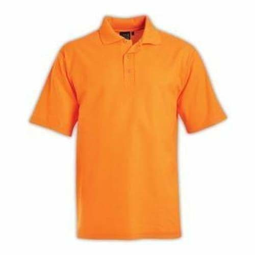Men's Classic Pique Knit Polo design