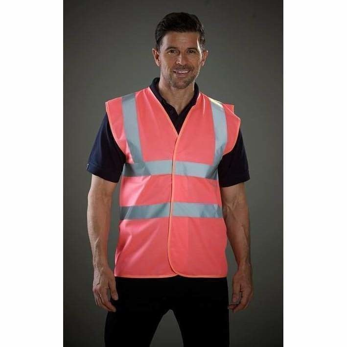 Pink reflective vest - Safety Mo