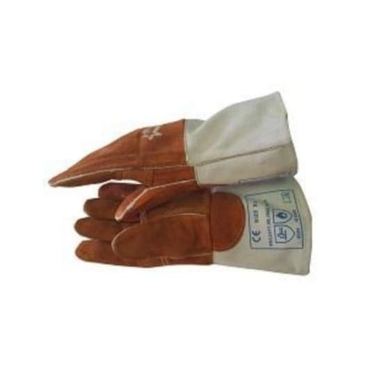 Pioneer tough brown hi heat glove - Safety Mo