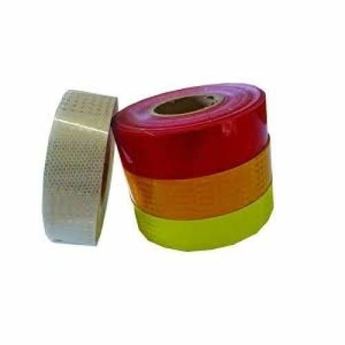 Reflective Tape for Truck Yellow 50m/Roll