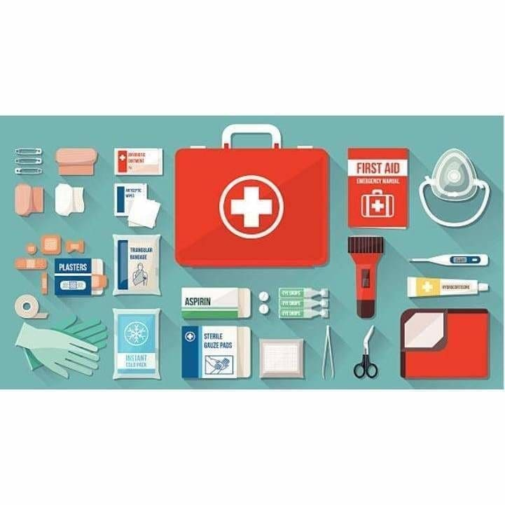 Regulation 3 First Aid Kit Refill - Safety Mo