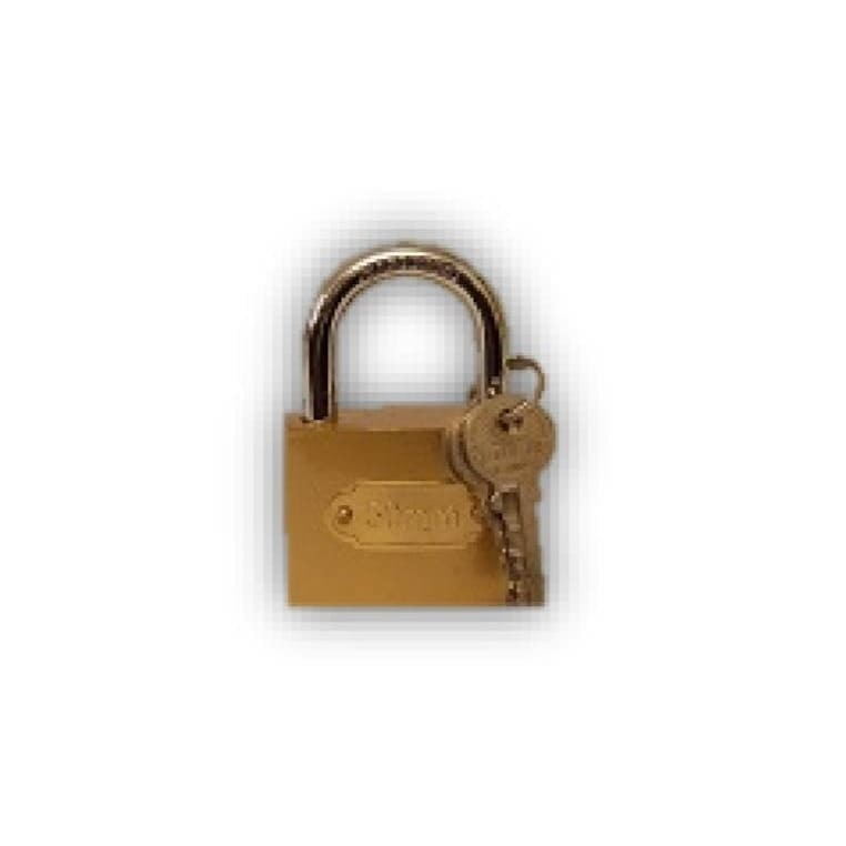 Security Padlock 30mm - Safety Mo