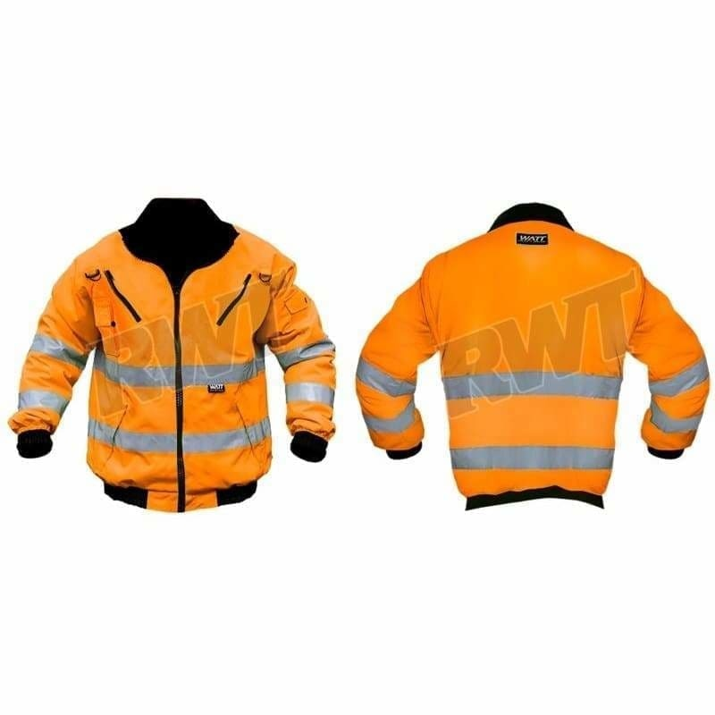WATT Bunny jacket Orange - Safety Mo