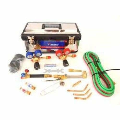 Welding & Cutting Combination Kit (Professional Type) - Safety Mo