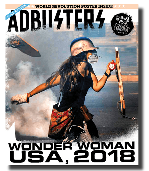 AB 133: Wonder Woman USA, 2018