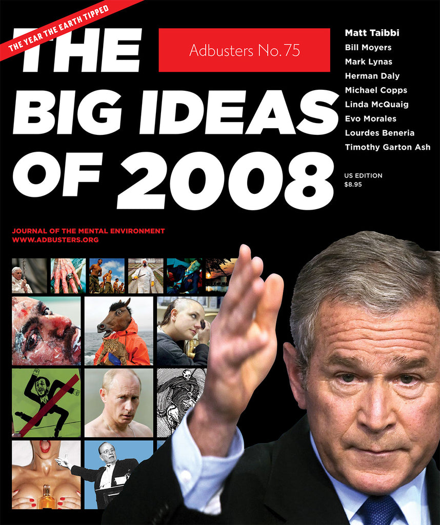 AB75: The Big Ideas of 2008