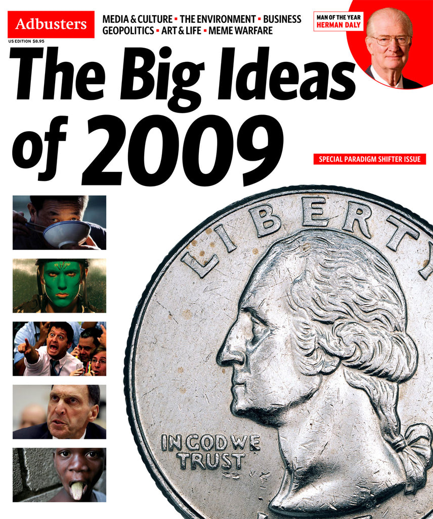AB81: The Big Ideas of 2009