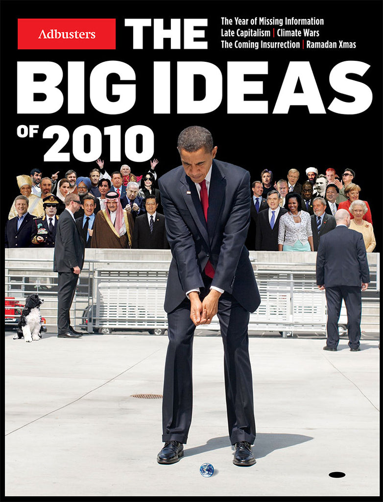 AB87: The Big Ideas of 2010