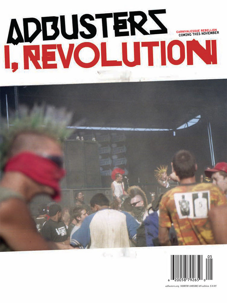 AB 091: The Revolution Issue