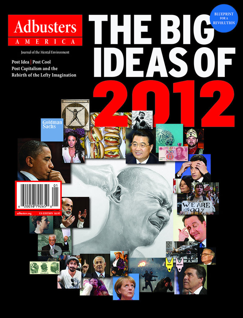 AB99: The Big Ideas of 2012