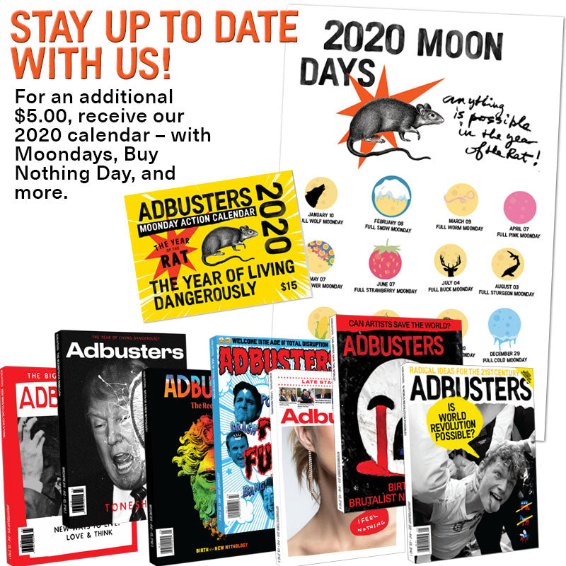 Subscription + 2020 Calendar combo