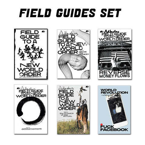 Field Guide to a New World Order Package