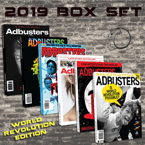 2019 Box Set: World Revolution