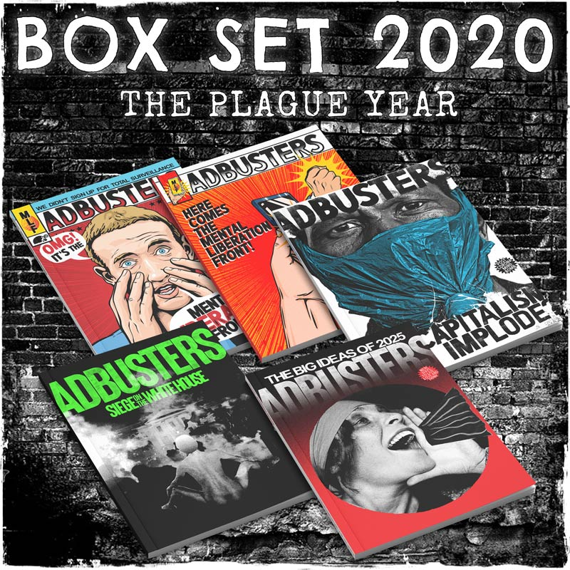 2020 Box Set: The Plague Year