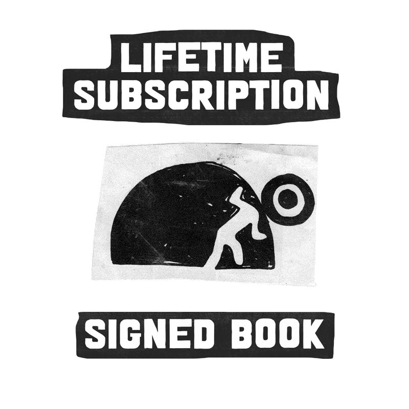 Lifetime Subscription + Upcoming Book