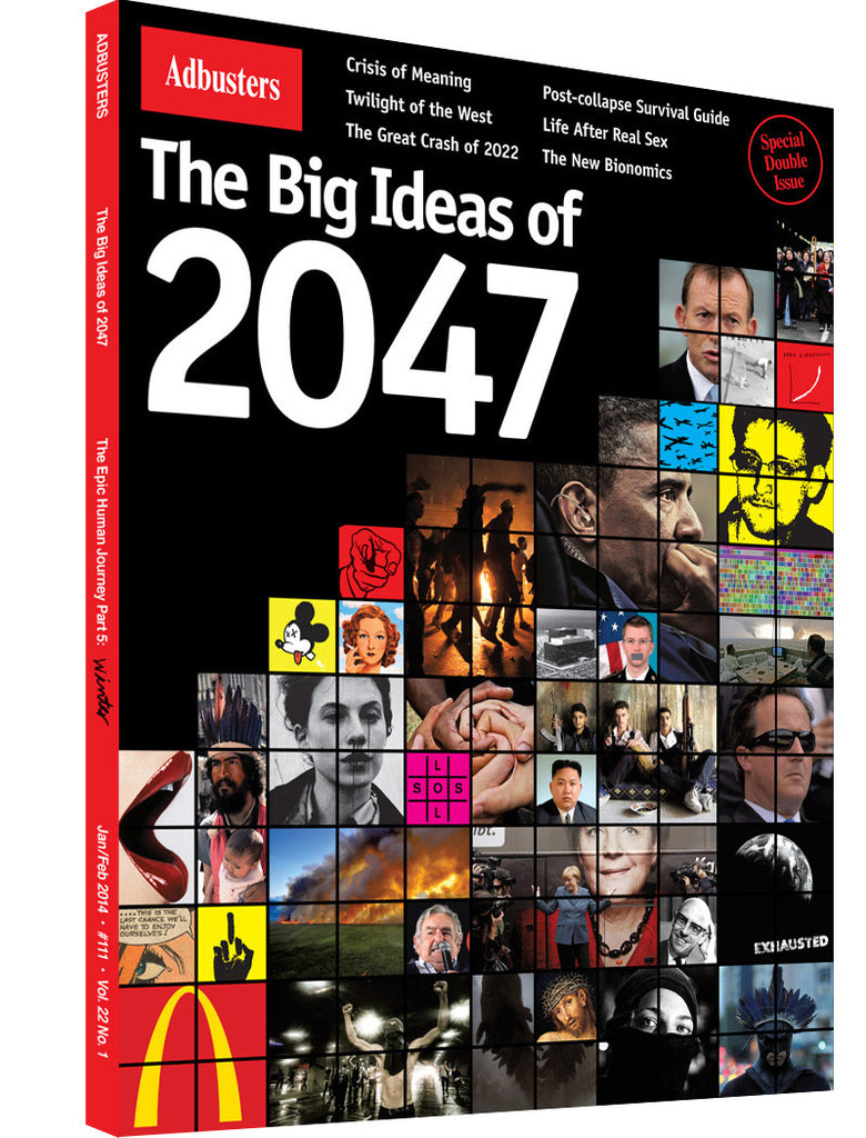 AB111: The Big Ideas of 2047