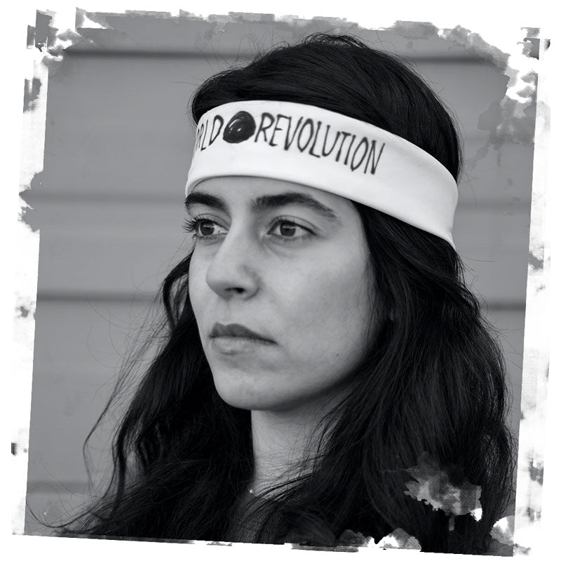 World Revolution Bandana