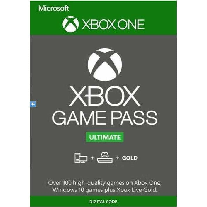 Xbox Game Pass Ultimate 14 Days - Xbox One Only, Digital code
