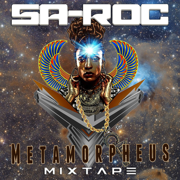 "Sa-Roc ""Metamorpheus"" Mixtape MP3"