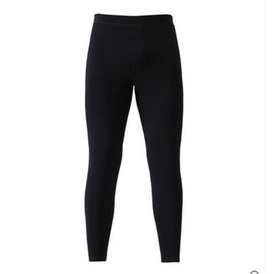Thermal underwear for Men winter Long Johns thick Fleece leggings wear in cold weather big size XL to 6XL