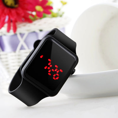 Sport LED Watches Unisex Men Digital Clock Man Army Military Silicone Women Wrist Watch Clock Hodinky Ceasuri Relogio Masculino
