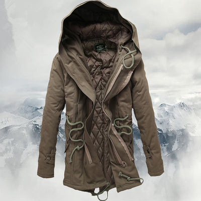 Plus 5XL winter warm jacket men's cotton coat Casual clothing young cotton warm hooded cotton men long Jacket army Windbreaker