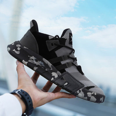 ZYYZYM Shoes Men Sneakers Camouflage Men Casual Shoes Spring Autumn Fashion Light Breathable Men Shoes Footwarer Casual Shoes