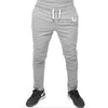 Simple Stylish Men Autumn Casual Sport Gym Slim Fit Trousers Running Joggers Gym Sweat Long Pants Male Casual Pencil Pants M-XXL