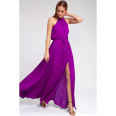 2019 Winter Long Dress High Split Boho Beach Dress Tunic Maxi Dress Women Evening Party Dress Sundress Vestidos de festa XXXL