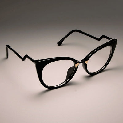 45045 Ladies Optical Sexy Cat Eye Glasses Frames Women GORGEOUS Designer EyeGlasses Fashion Eyewear