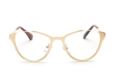 Bake-paint Glasses Frames Men Women Optical Fashion Computer Glasses 46831