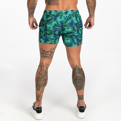 Mens Swim Trunks Mesh Lining Men Board Shorts with Pockets Swim Wear for Surfing, Swimming Summer Holiday Bathing Suits Fast Dry