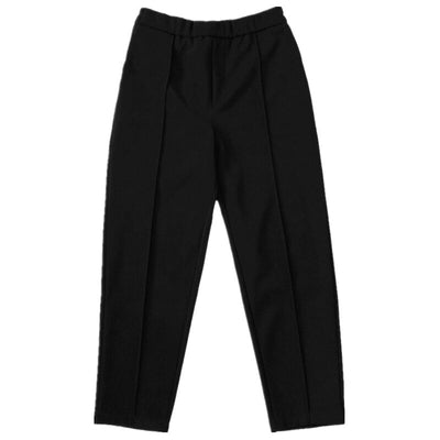 High Waist Ankle-length Pants Female Harem Pants Autumn and Winter Women Thick Pants Loose Casual Straight Suit Pants 6991 50