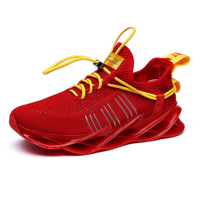 New Trend Blade Running Shoes for Men Damping Cushioning Sport Shoes Good Quality Outdoor Athletic Jogging Sneakers Zapatillas