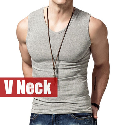 2020 New Arrivals Men Summer Tank Top Bodybuilding Sleeveless Brand Casual Shirts men's hot selling gyms vest tank top 2XL