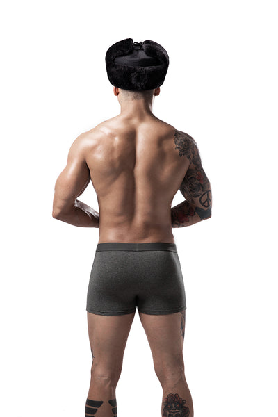 mens underwear boxers cotton underwear for men classical boxers cuecas 1pcs shorts