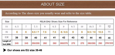 FELIX CHU Italian Designer Genuine Leather Mens Oxford Dress Shoes Male Party Wedding Office Black Blue Brogue Formal Shoes