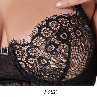 Lace Plus Size Night Dress Lingerie Womens Clothing Sexy See Though Sleepwear Spaghetti Strap hollow nighties for lady